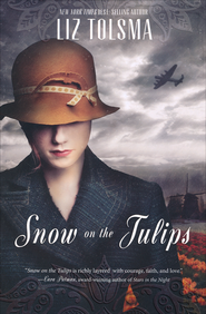 Snowonthetulips