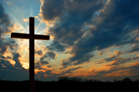 Bigstockphoto_cross_at_sunset_66022